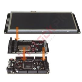SainSmart Due Shield With 7-Inch TFT LCD Display For Arduino