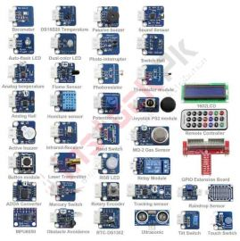 Sensor Modules Kit For Raspberry Pi
