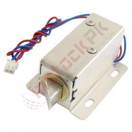 Solenoid Lock 0837L (DC12V/8W) For Electric Door Lock