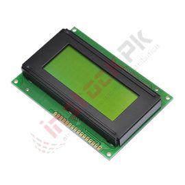 Standard HD44780 LCD (16x4)