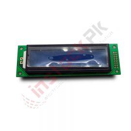Standared HD44780 LCD Blue (20x2)