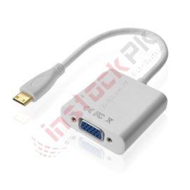 Raspberrypi 3 Mini HDMI to VGA Converter