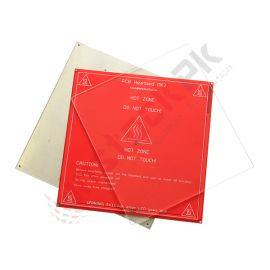 3D Printer MK2/MK3 Heated Bed Borosilicate Glass (213 X 200 X 3mm)