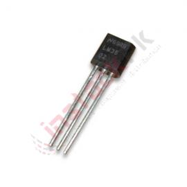 Temperature Sensor IC LM35DZ