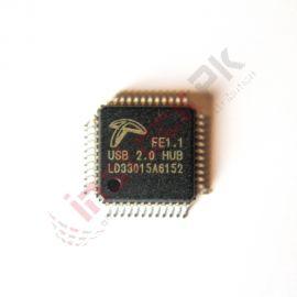 High Speed 4-Port USB 2.0 Hub Controller FE1.1