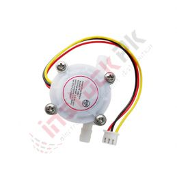 Water Flow Hall Effect Sensor YF-S401 (0.3-6LMin)