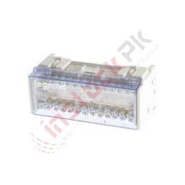 13-Pole DIN Rail Terminal Block-004881 400V (39mm)
