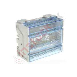 13-Pole DIN Rail Terminal Block-004885 400V (86mm)