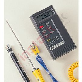 TES - Digital Thermometer Temperature Sensor Tester TES-1310