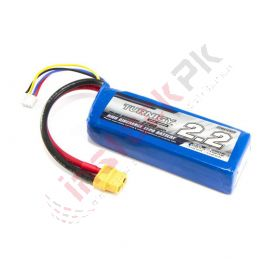 Turnigy - Lithium Ion Polymer Lipo Battery Pack 2200mAh 3S 25C