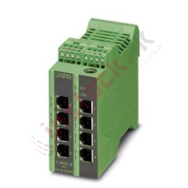 Phoenix Contact - Industrial Ethernet Switch - FL SWITCH LM 8TX-E - 2891466