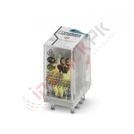 Phoenix Contact Single Relay-REL-IR4/LDP- 24DC/4X21