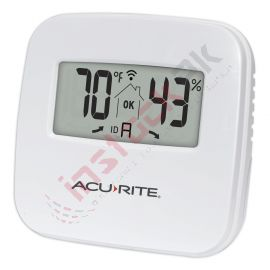 AcuRite - Wireless Temperature and Humidity Monitor Sensor 06044M | InStock.PK