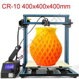 Creality 3D - Creality 3D Printer DIY Kit CR-10-S4 Large Printing Size 400x400x400mm