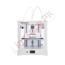 Ultimaker - 3D Printer Ultimaker 3 With Dual Extruder Fully Assembled