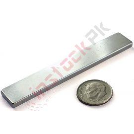 "Neodymium Block Magnet N42 Grade 3""x1/2""x1/8"""