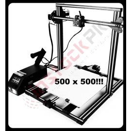 Creality 3D - Creality 3D Printer DIY Kit CR-10-S5 Large Printing Size 500x500x500mm