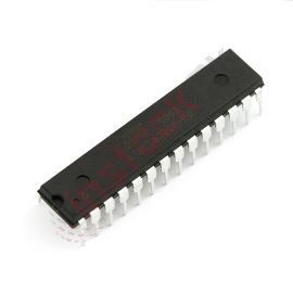 ATMEL Micorocontroller ATMEGA328P-PU (DIP-28)