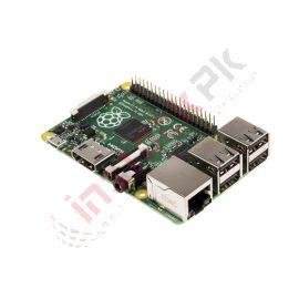 Raspberry Pi B+ Broadcom BCM2835  512MB RAM