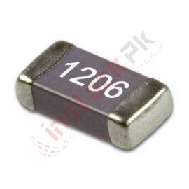 0.1 UF 50V SMD capacitor (1206)