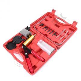 Wantitall:  Vacuum Pump Tester Set Vacuum Gauge and Brake Bleeder Kit for Automotive