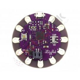 Arduino LilyPad USB based on ATmega32U4