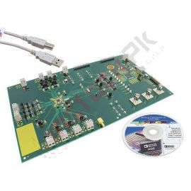 Analog Devices - Power Management, Energy/Power Meter Evaluation Board (EVAL-ADE7880EBZ)