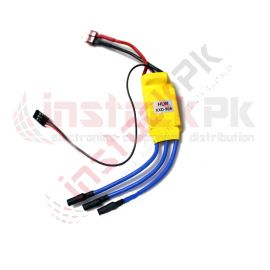 RC Brushless Electronic Speed Controller (HLW XXD-30A )