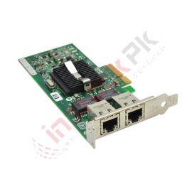 HP Dual Port Ethernet Gigabit Server Adapter Card NC360T PCI