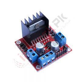 L298N Dual Stepper Motor Driver Controller Board Module