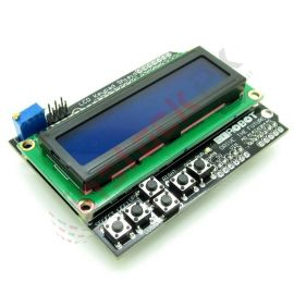 Arduino LCD1602 Key Pad Shield