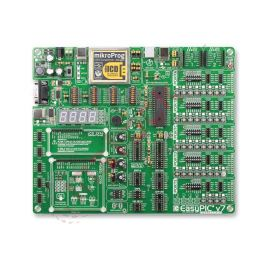 MikroElektronika EasyPIC v7 Development Board (MIKROE-798)