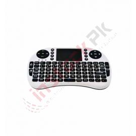Mini Multi-functional Wireless Keyboard RII I8 (2.4G) For Raspberry Pi 3