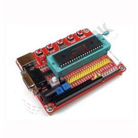 Mini PIC Development Board For PIC16F877/PIC16F877A
