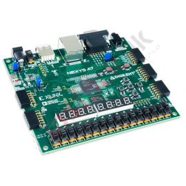 Digilent - Nexys A7: FPGA Trainer Board Recommended for ECE Curriculum (A7-100T)