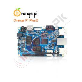 Orange Pi 2 Model H3 1.6GHz QuadCore Board With Built in Wifi