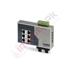 Phoenix Contact Ethernet Switch - FL SWITCH SF 6TX/2FX