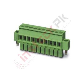 Phoenix Contact PrintedCircuit Board Connector MCVW 1.5/3-STF-3.5 (1863013)