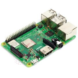 Raspberry Pi 3 Model B+ 1.4 GHz Quad Core, Built In Wifi & Bluetooth