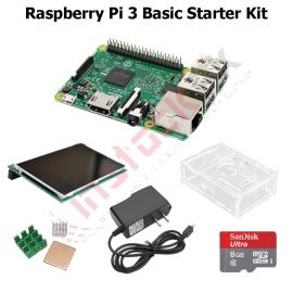 Raspberry Pi 3 Basic Starter Kit