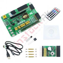 Raspberry Pi DVK512 GPIO Expansion Board Kit