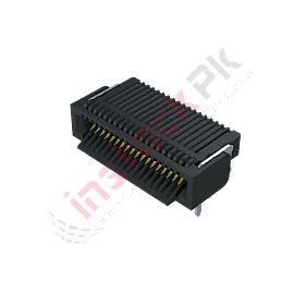 SAMTEC MICRO SOCKET UEC5-019-1-H-D-RA-1-A  (0.5 MM)