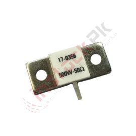 Stripline Coupler Resistor 50Ω (500W)