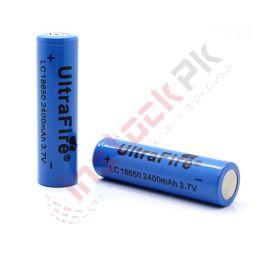 UltraFire Rechargeable Lithum Battery LC18650 (3.7V)