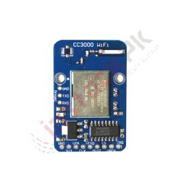 Wi-Fi Breakout Board with Ceramic Antenna C3000