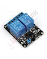 2-Channel Relay Board (5v 10A)